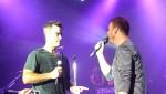 Robbie et Gary  au concert à Paris au Alhambra 10/10/2010 387a41101963878