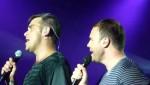Robbie et Gary  au concert à Paris au Alhambra 10/10/2010 C979d5101963771