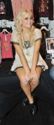 Nov 22, 2010 - Pixie Lott - Promoting her collection at Lipsy store in London  Be6f06108409949
