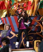 Debby Ryan � 2010 Disney Parks Christmas Day Parade in Florida, December 2, 2010