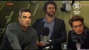 Take That à la radio DJ Italie 23/11-2010 324d61110833914