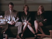 Calista Flockhart, Courtney Thorne Smith on &amp;quot;Ally McBeal&amp;quot;