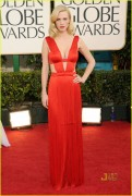 January Jones - 68th Annual Golden Globe Awards 2011 (Jan 16) x 8