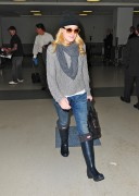 Dakota Fanning @ LAX Airport, March 5, 2011