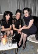 Черные вечерние платья звезд br /женская мода,звездные тренды.