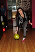 Aliana Lohan Going Bowling at Bowlmor Lanes in New York City on March 18, 2011