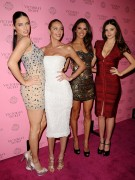 Adriana Lima, Candice Swanepoel, Alessandra Ambrosio, Miranda Kerr - 2011 Victoria's Secret SWIM Collection Party in LA 03/30/11