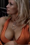 Nude Heidi Hawking Titten
