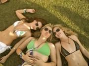 Brittany Robertson - bikini candids x2
