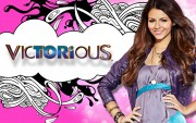 Victoria Justice -  Victorious wallpapers