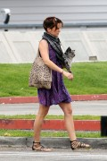 Джессика Строуп, фото 957. Jessica Stroup Filming '90210' on Redondo Beach in Los Angeles - 17.08.2011, foto 957