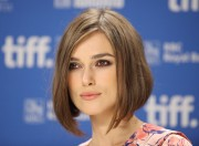 Keira Knightley attends the A Dangerous Method press conference, 10 September, x19