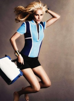 Изабель Лукас, фото 569. Isabel Lucas in Marie Claire US November 2011 / LQ, foto 569,