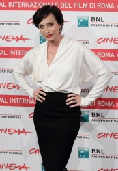 Кристин Скотт Томас, фото 68. Kristin Scott Thomas 'The Woman in the Fifth' Photocall at the International Rome Film Festival (30.10.2011), foto 68
