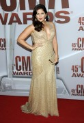 Hillary Scott @ 45th Annual CMA Awards in Nashville November 9, 2011 HQ x 4