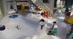 Pan Popper i jego pingwiny / Mr Popper's Penguins (2011) PLDUB.BRRip.XViD-J25 / DUBBiNG PL  +RMVB +x264