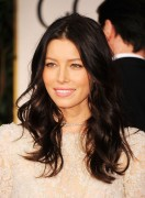 Джессика Бьел, фото 8164. Jessica Biel - 69th Annual Golden Globe Awards, january 15, foto 8164