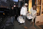 Мэрайя Кэри, фото 6106. Mariah Carey December, 31 2011 Out & about in Aspen, foto 6106