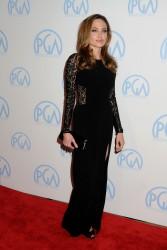 Анджелина Джоли, фото 7453. Angelina Jolie - Producers Guild awards, january 21, foto 7453