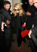 Мадонна (Луиза Чикконе Ричи), фото 1213. Madonna (Louise Ciccone Ritchie) - leaving the W.E. afterparty at the Arts Club in London, 12.01.2012, foto 1213