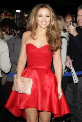 Kimberley Walsh at The Theatregoers' Choice Awards in London 19th February x4