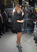 Mariah Carey - After her appearance on Good Morning America (2-21-12) x 46 adds