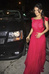 Сэльма Хаек, фото 3450. Salma Hayek has dinner at Craig's restaurant in West Hollywood, february 26, foto 3450