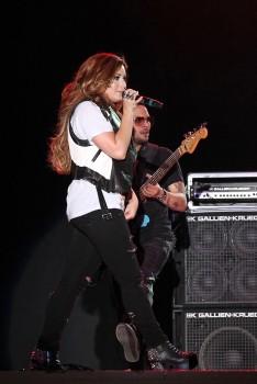 Деми Ловато, фото 3508. Demi Lovato Performing in Plant City FL 3/2/12, foto 3508
