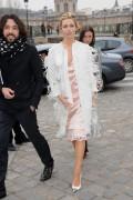 Abbey Clancy at Paris Fashion Week 7th March x10
