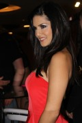 Санни Леоне, фото 1448. Sunny Leone ADDS to Post #205; AVN Adult Entertainment Expo Day 2 in Las Vegas on January 20, 2012, foto 1448