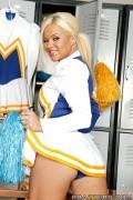 Криста Мур, фото 774. Crista Moore Cheerleader Distraction Set ( Mq & Tagg ), foto 774