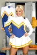 Криста Мур, фото 737. Crista Moore Cheerleader Distraction Set ( Mq & Tagg ), foto 737