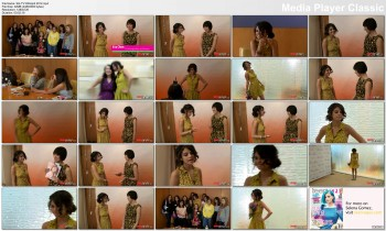 Selena Gomez - Teen Vogue Photoshoot 720p - 10th April 2012