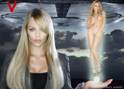 78dc76186402007 Laura Vandervoort Nude Fake and Sexy Picture