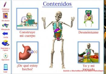 Mi increíble cuerpo humano [Disco Interactivo][Español] 493bf7188131441