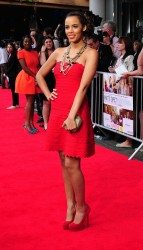 Rochelle Wiseman at the What To Expect When You're Expecting Premiere in London 22nd May x7