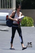 Kendall Jenner Out and About in Calabasas, June 3, 2012