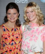Nicholle &amp;amp; Heather Tom @ &amp;quot;Blackberry Torch&amp;quot; AT&amp;amp;T U.S. Launch Party In Los Angeles -August 11th 2010- (HQ X5)