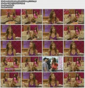 Dania Ramirez - Wendy Williams Show - July 23, 2010 - Leggy