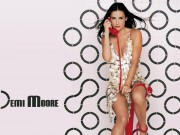 Demi Moore : Very Sexy Wallpapers x 20